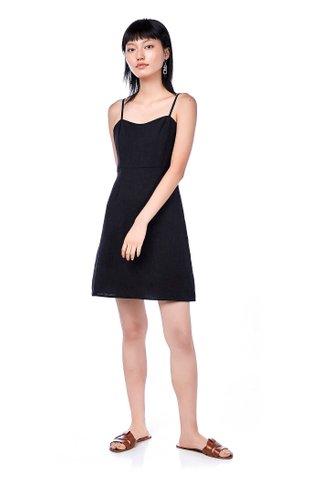 Syami Fitted Dress