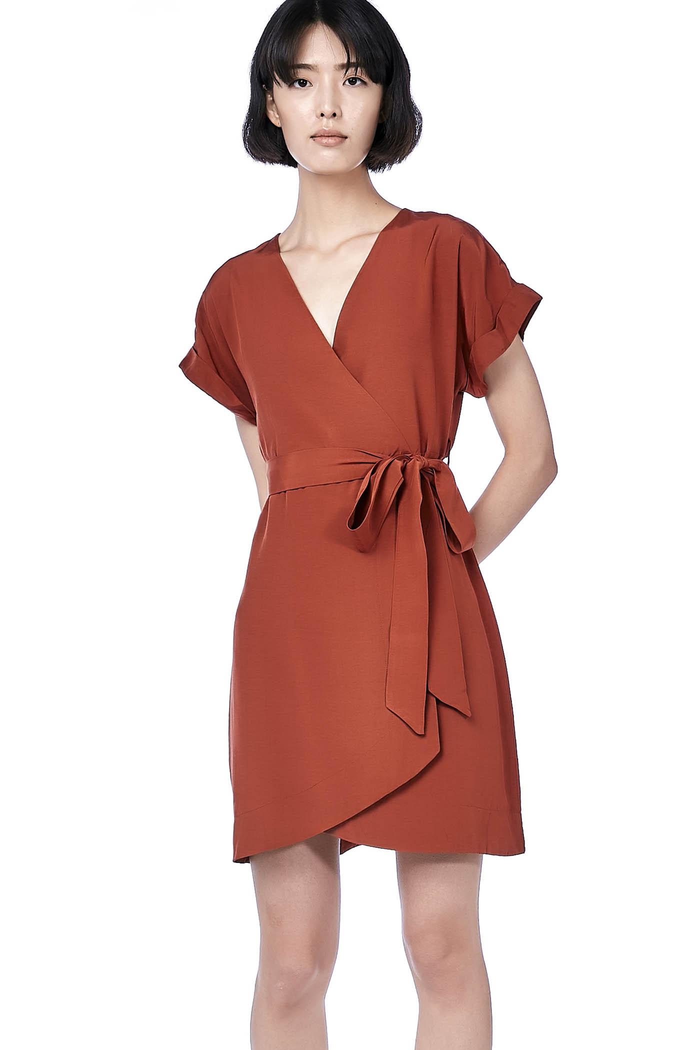 Sani V-Neck Dress