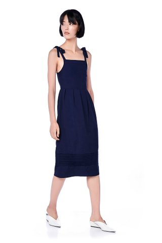 Kert Tie-Strap Dress