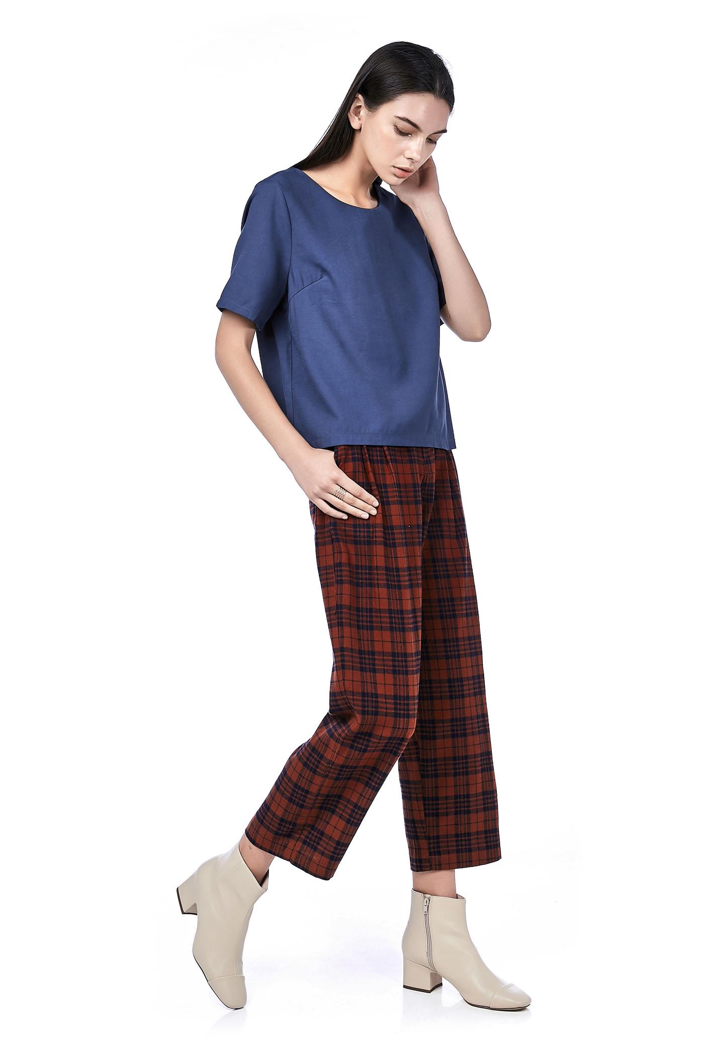 Biba Loose-Fit Trousers