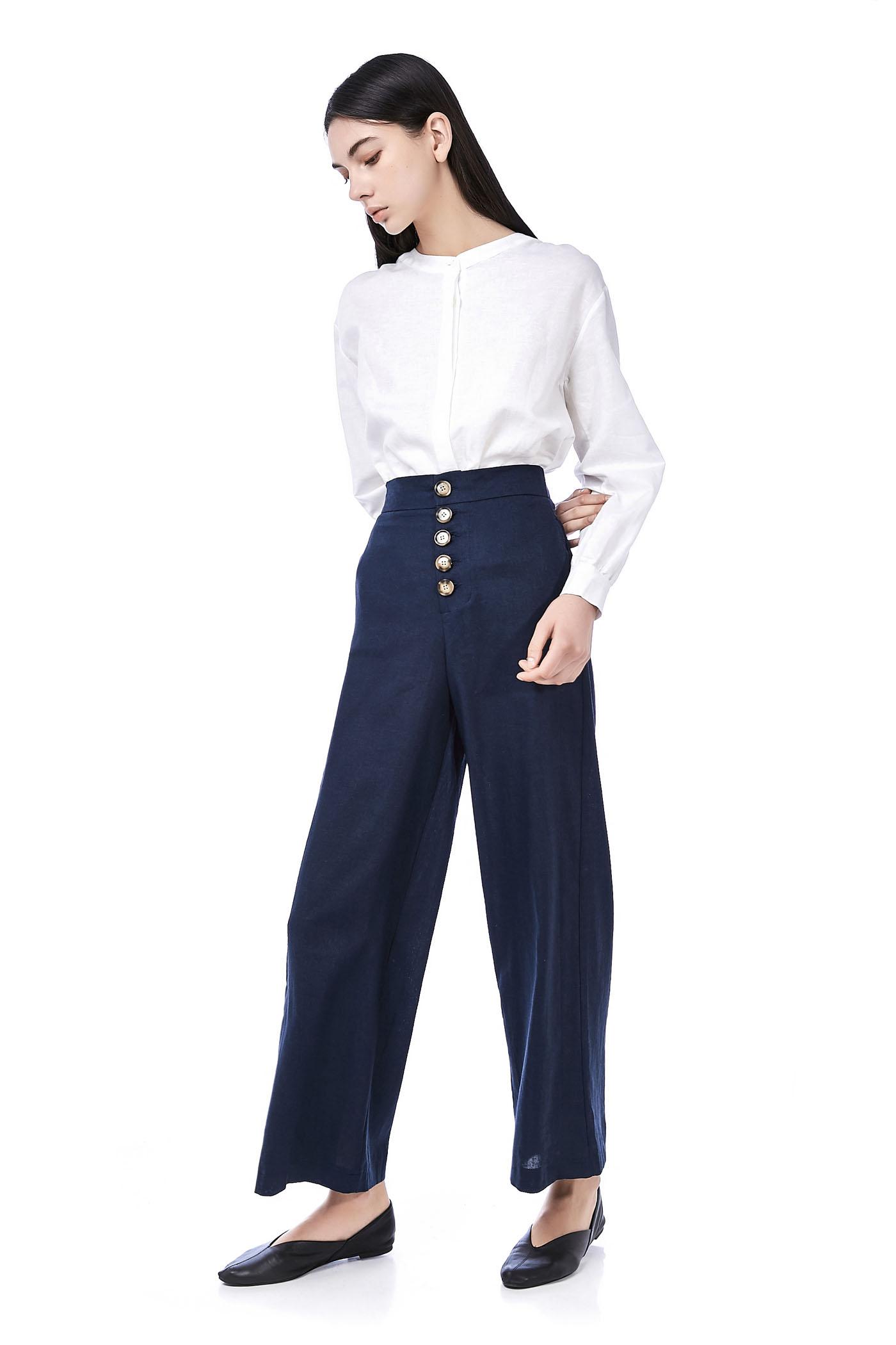 Vonda High-Waisted Pants