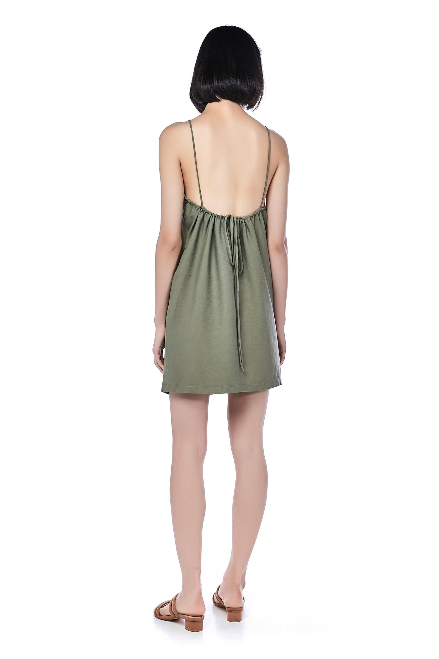 Sevyn Swing Back Dress