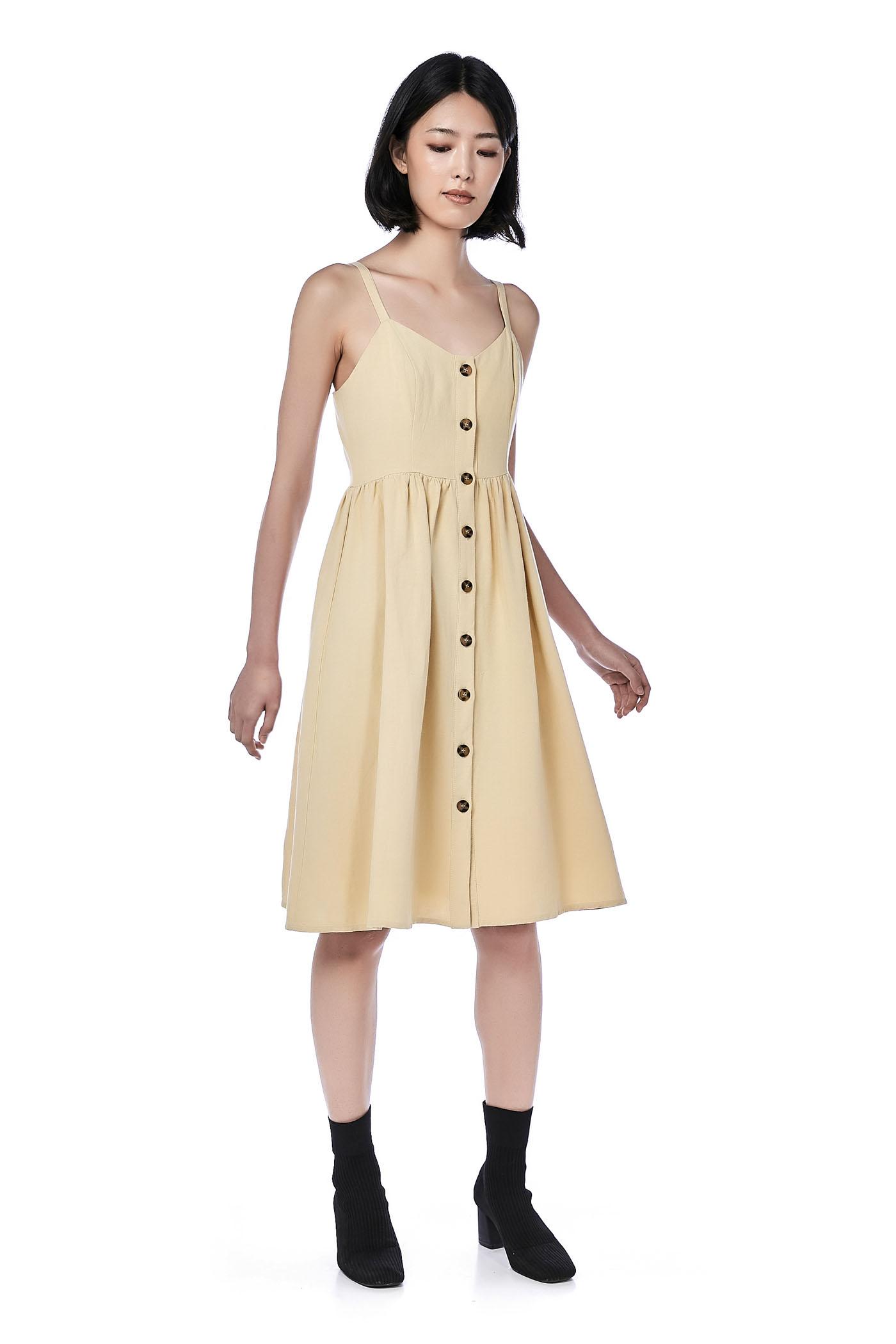 Alby Babydoll Dress