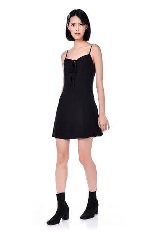 Yen Fitted Dress