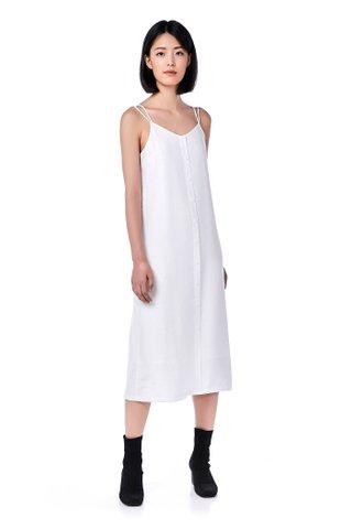 Howie Double Strap A-Line Dress