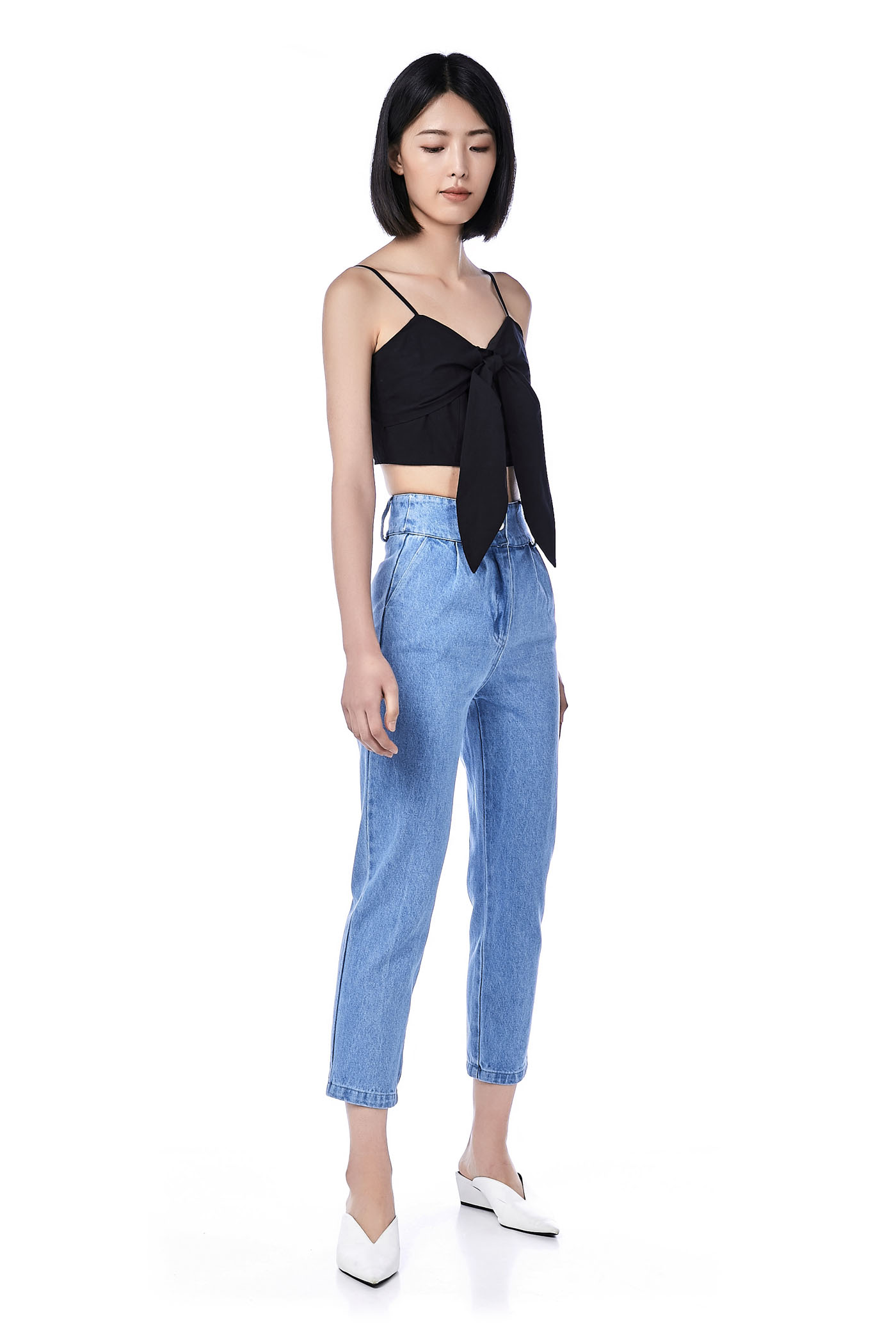 Lorrah High-Waisted Jeans