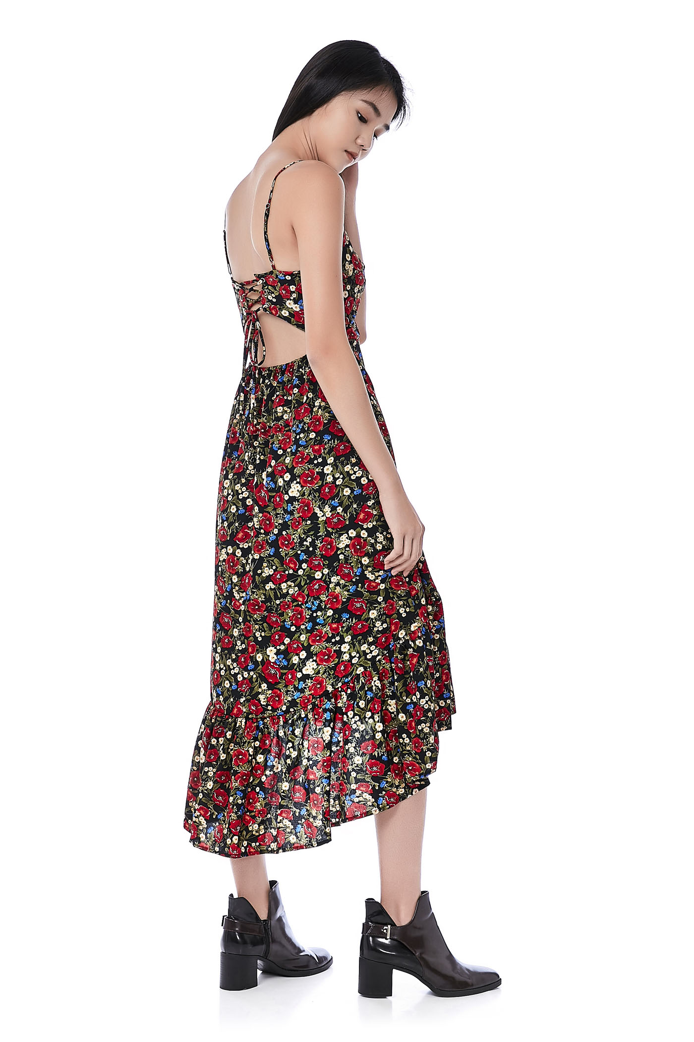 Caia Midi Dress