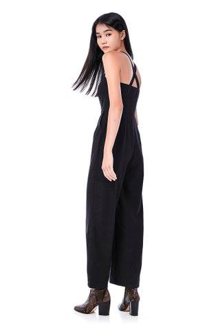 Wona Cross-Back Jumpsuit