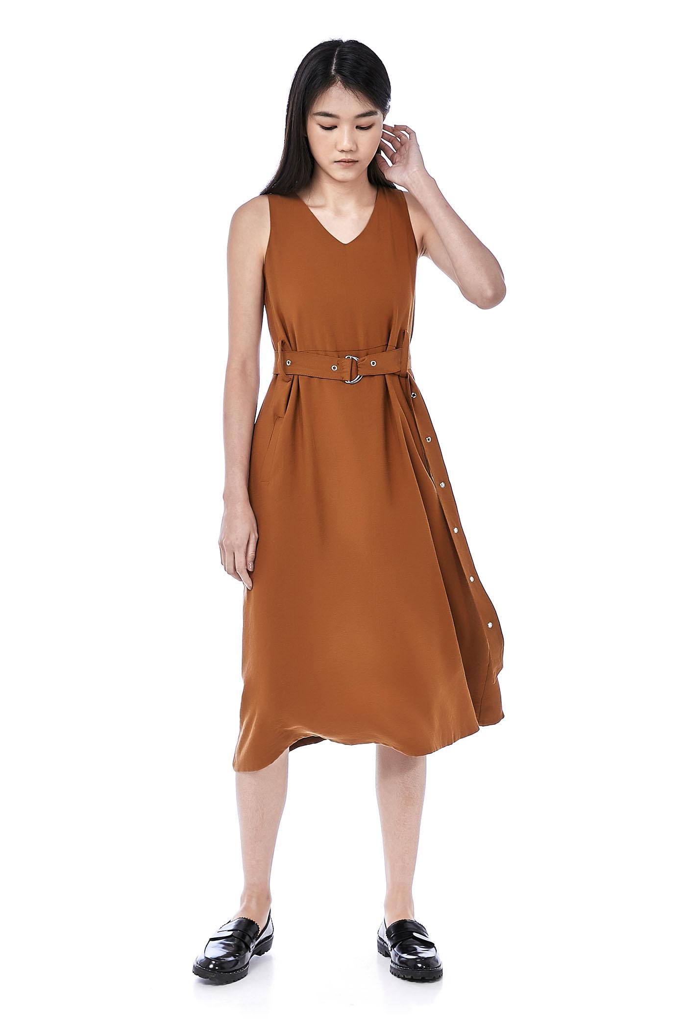 Cyrus D-Ring Dress