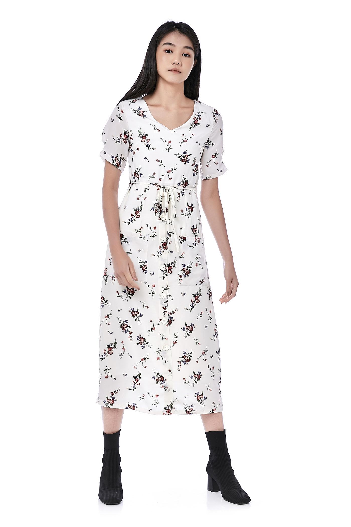 Delora Maxi Dress