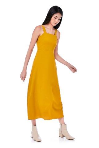 Chelles Bib Maxi Dress