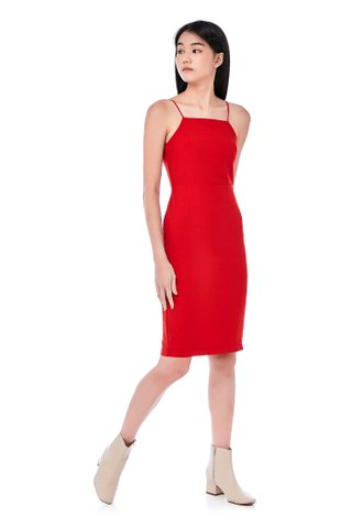 Zuna Bib Dress