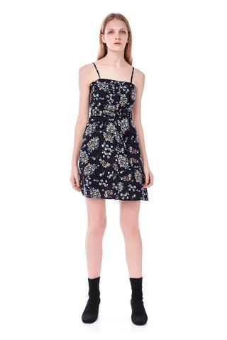 Arilana Button-Down Dress