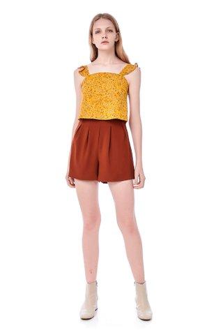 Sammie High-Waisted Shorts