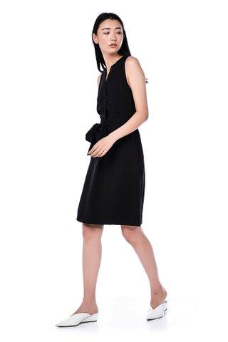 Hudson V-Neck Dress