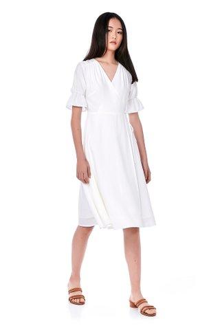 Yara Overlap Dress