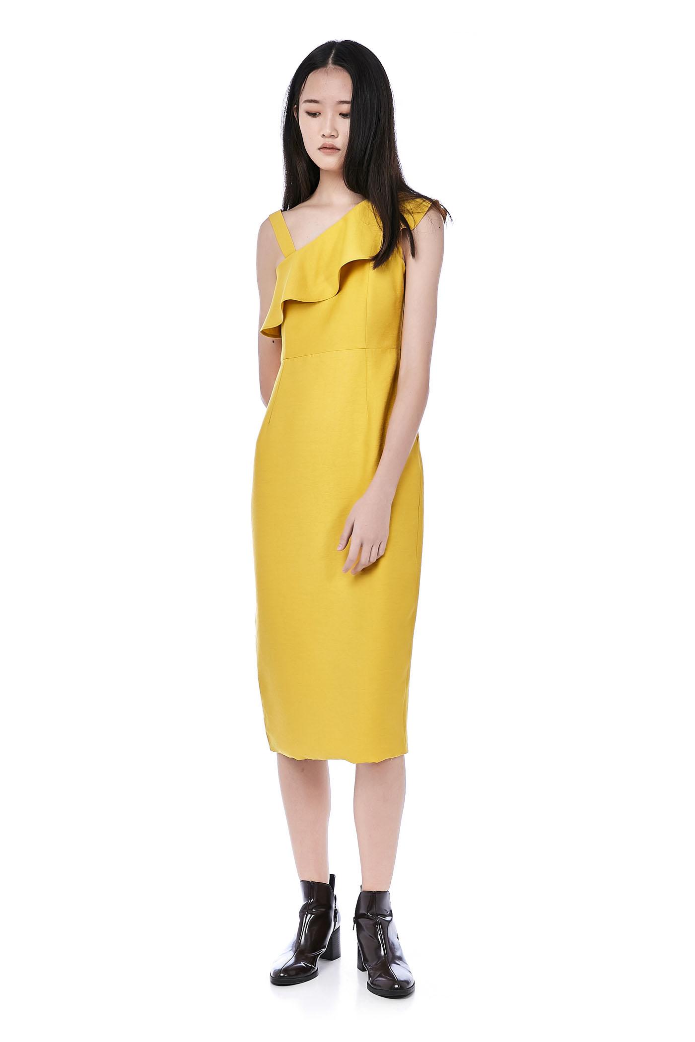 Jayse One-Shoulder Dress