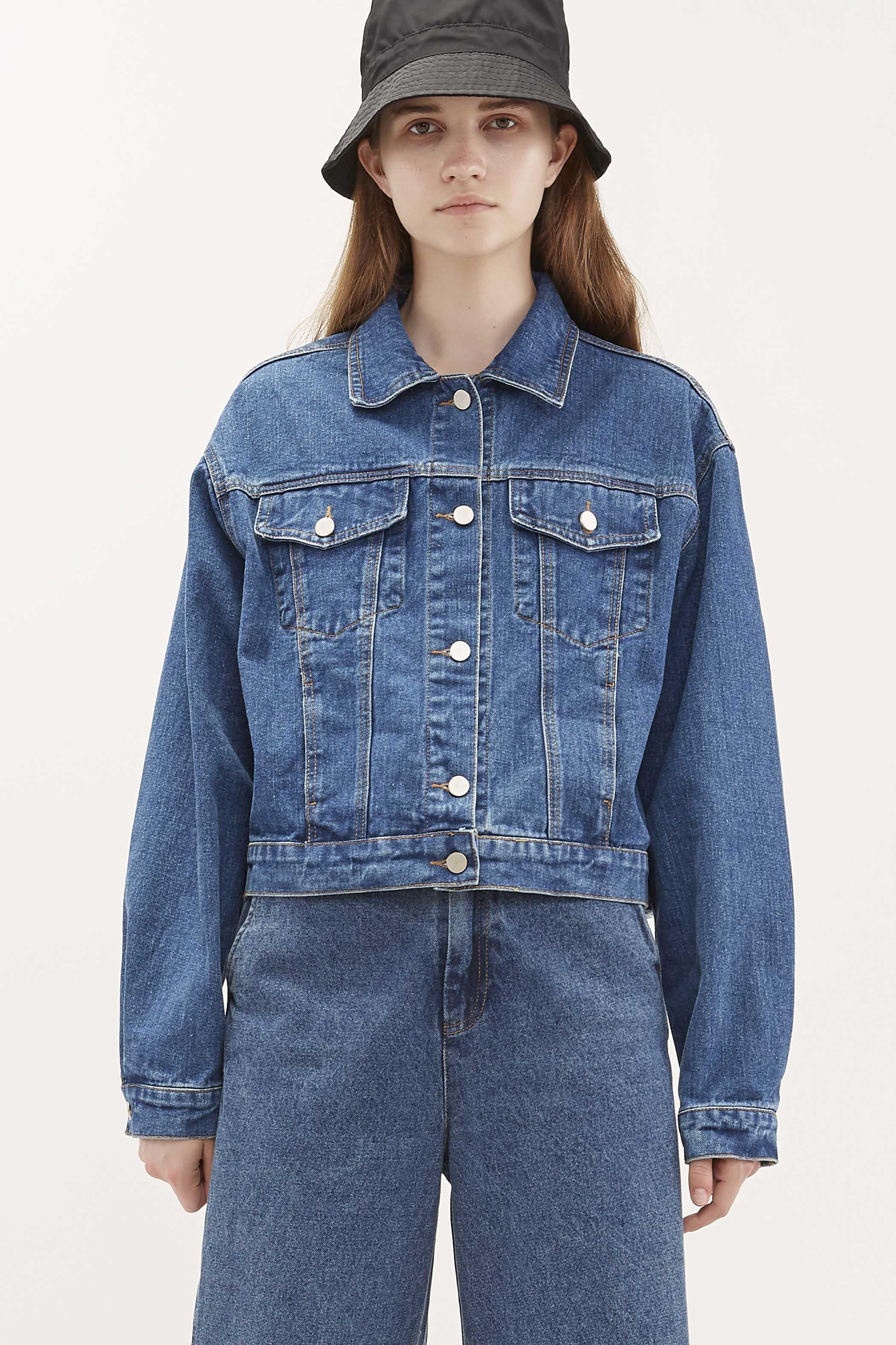 Clansy Denim Jacket