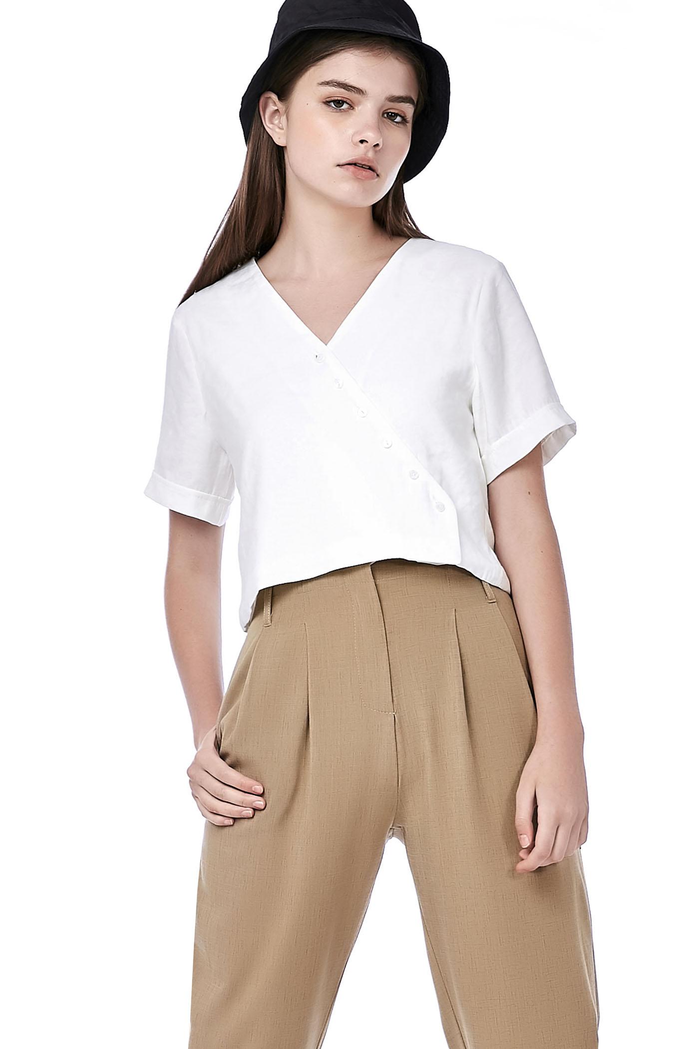 Alben Belted Pants