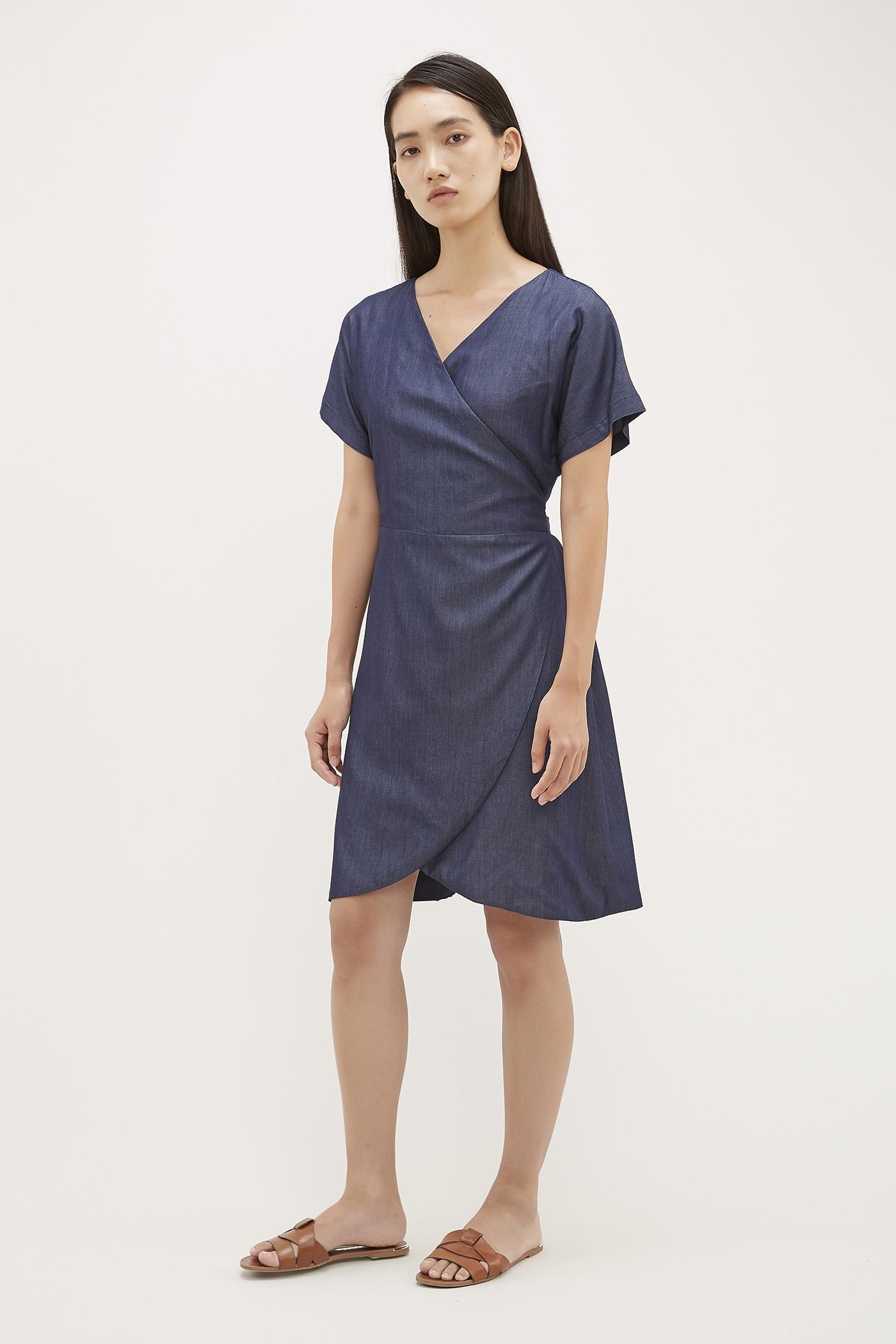 Emrys Wrap Dress