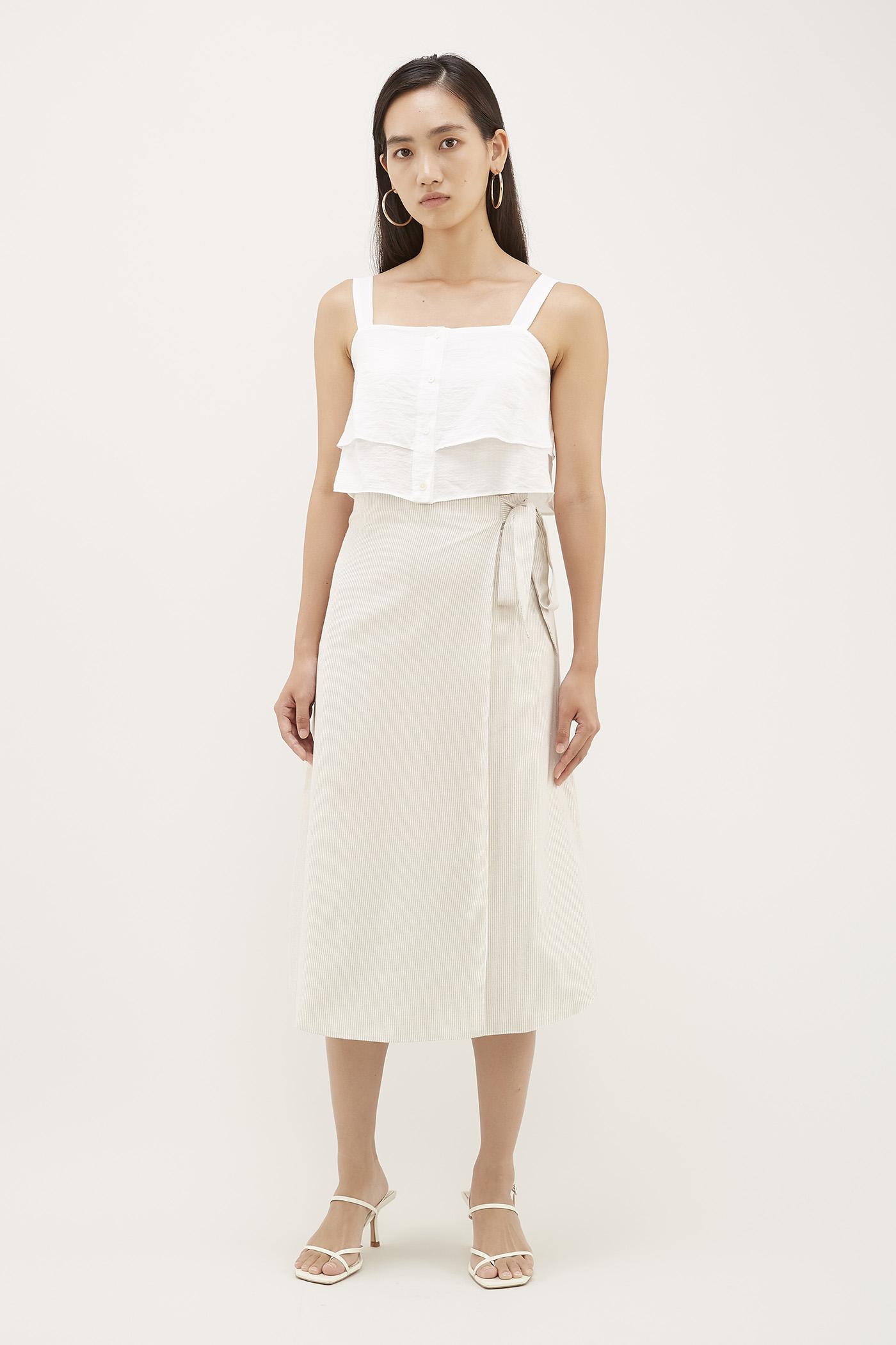 Freyy Wrap Skirt