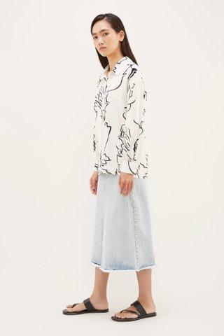 Abie Oversized Shirt
