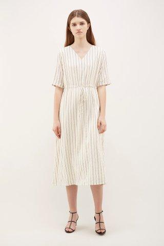 Ashiqa Drawstring Dress