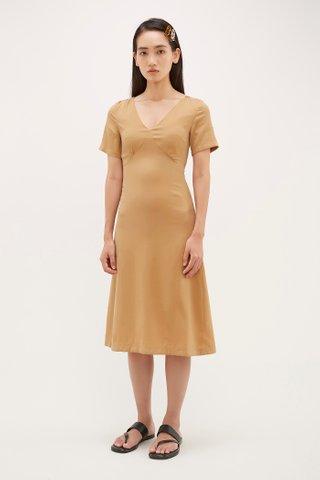 Lumi V-Neck Dress