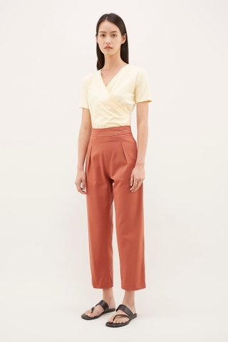 Neylan High-Waisted Pants