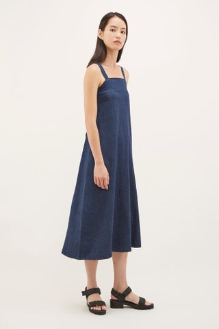 Ziva Denim Dress