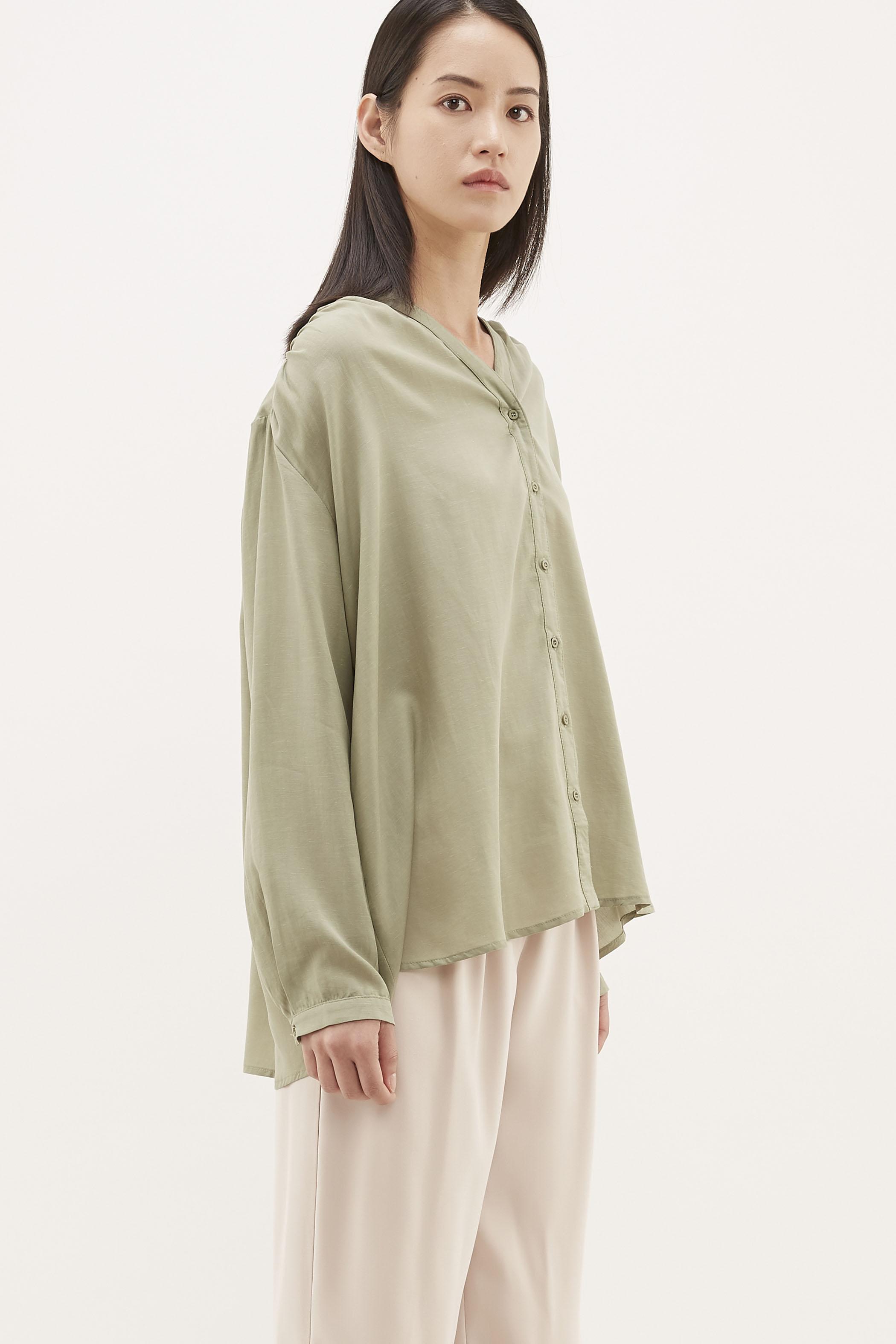 Rezza Oversized Shirt