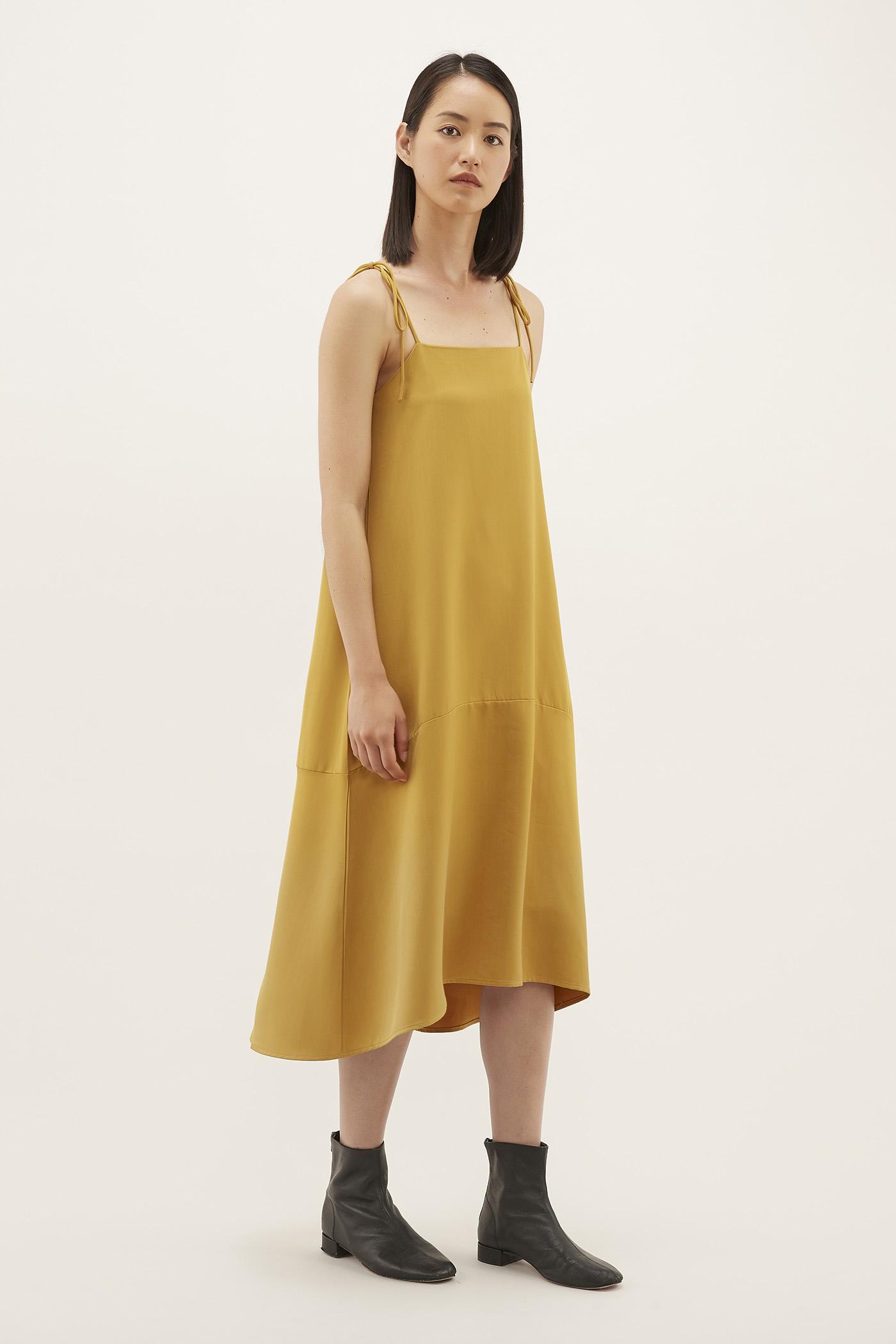 Karlena Strap-tie Dress