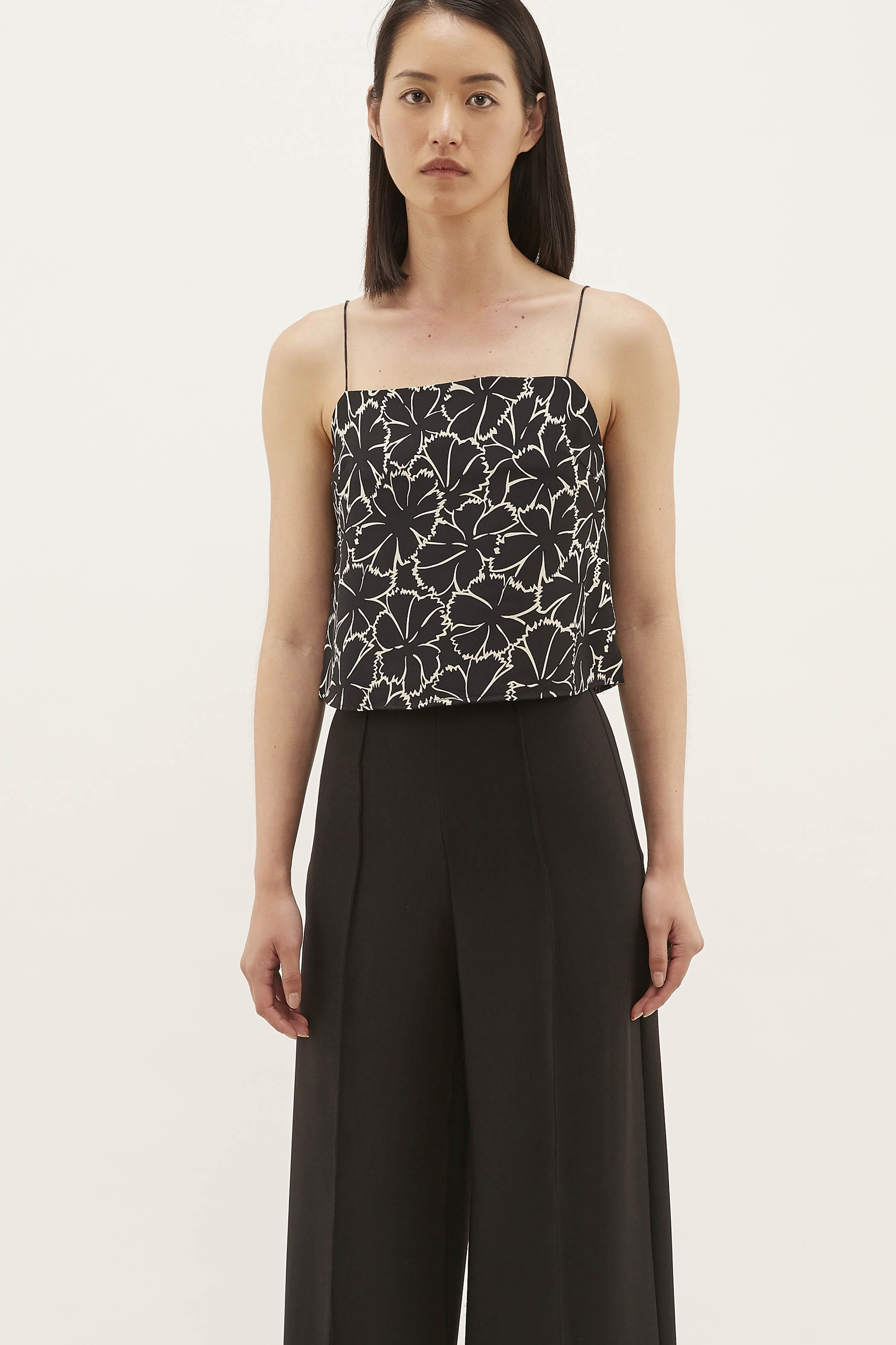 Mayah Rope-strap Camisole