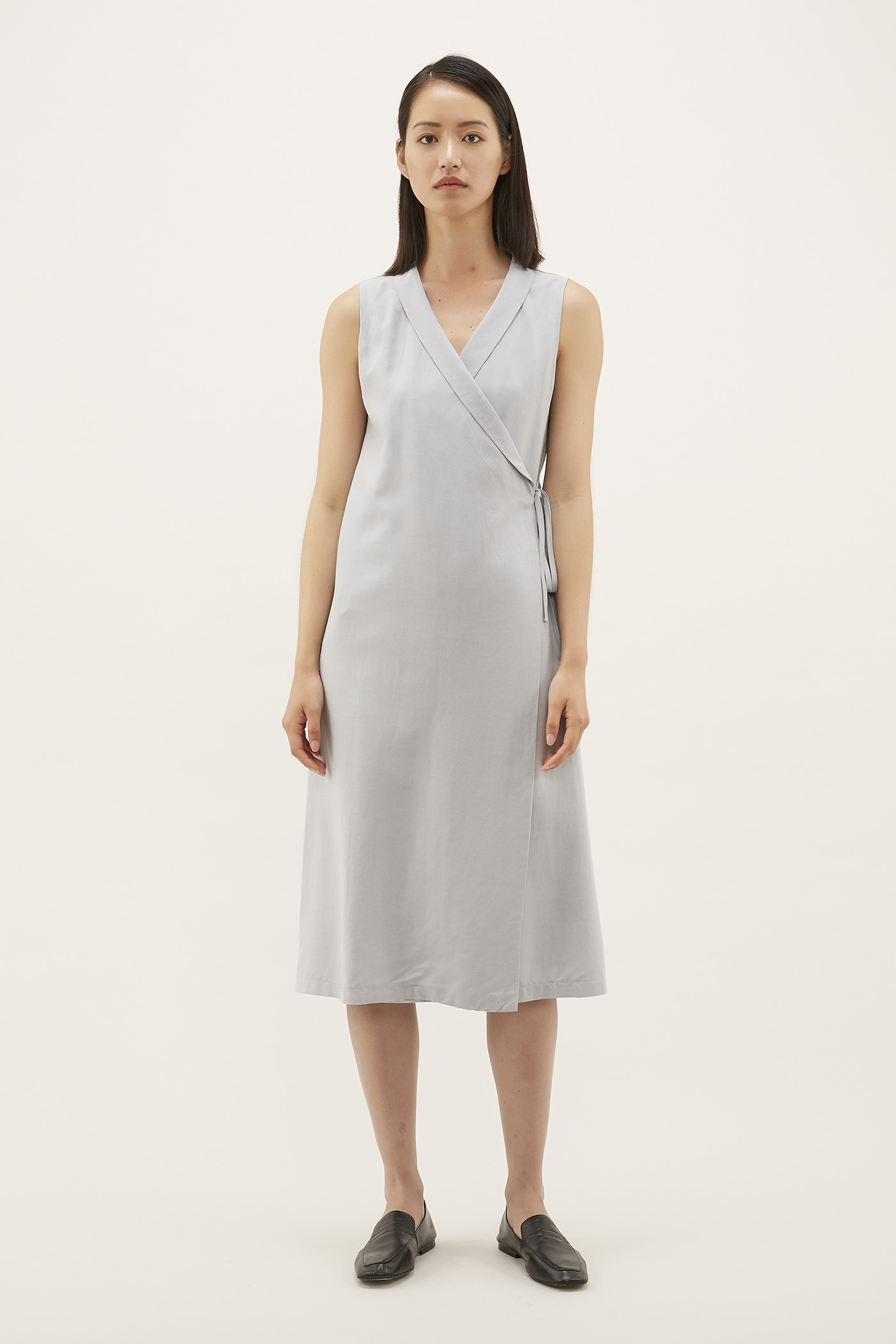 Janese Wrap Dress