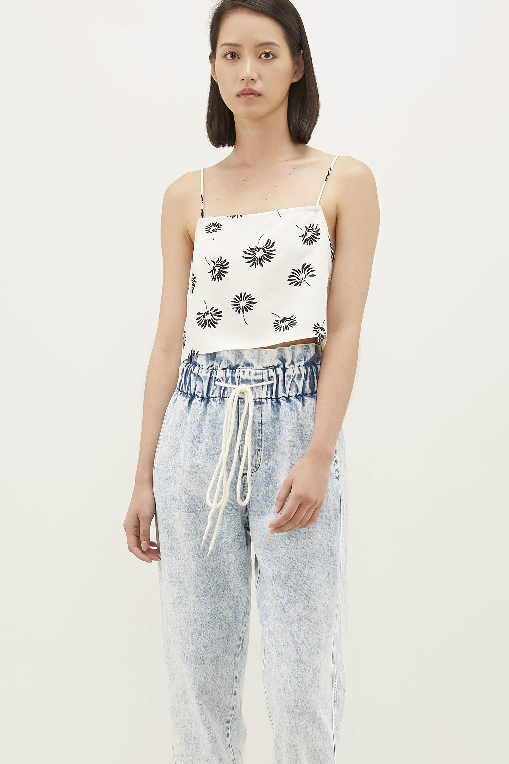 Shira Crop Top
