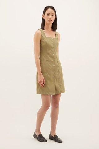 Ravon Patch Pocket Dress
