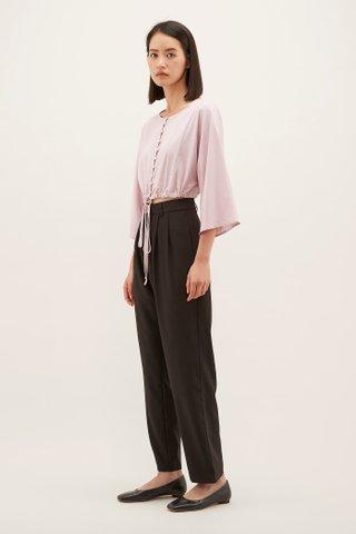 Cailen Wide-sleeved Crop Top