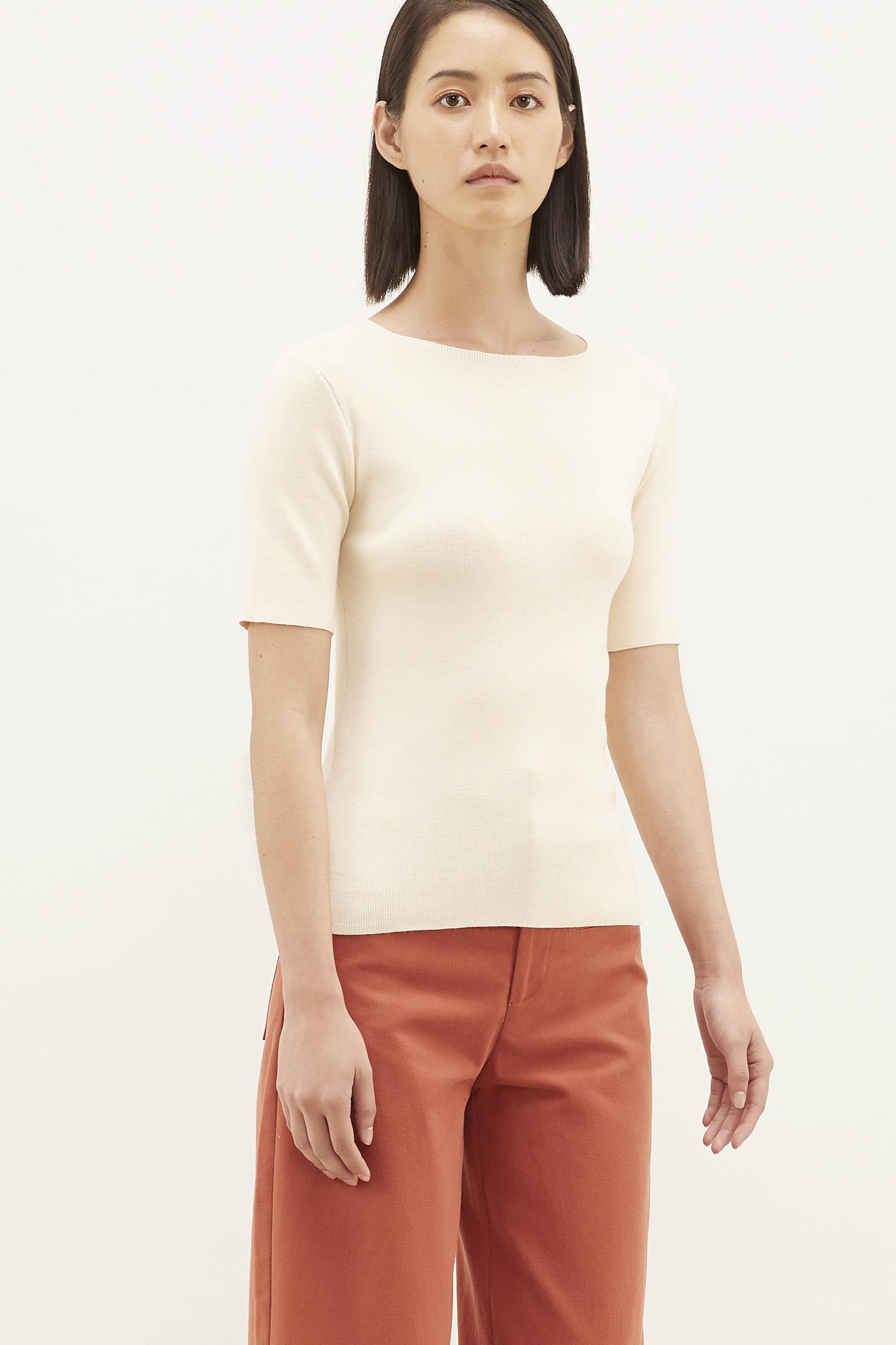 Francine Square-neck Blouse