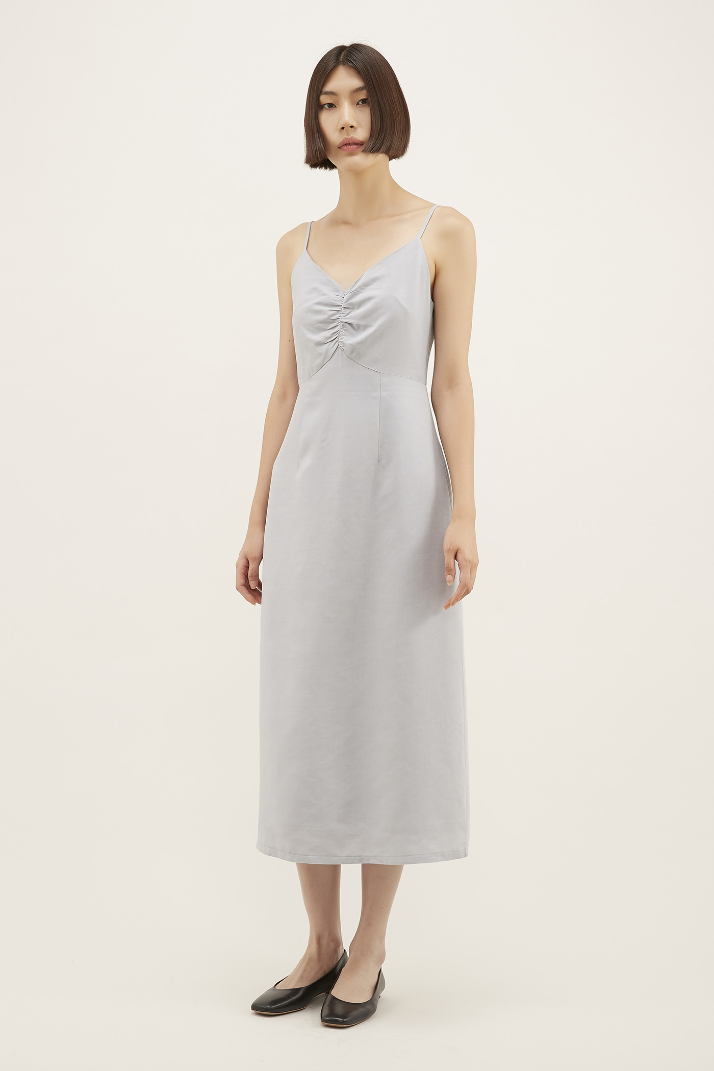 Everlyn Ruch-front Dress