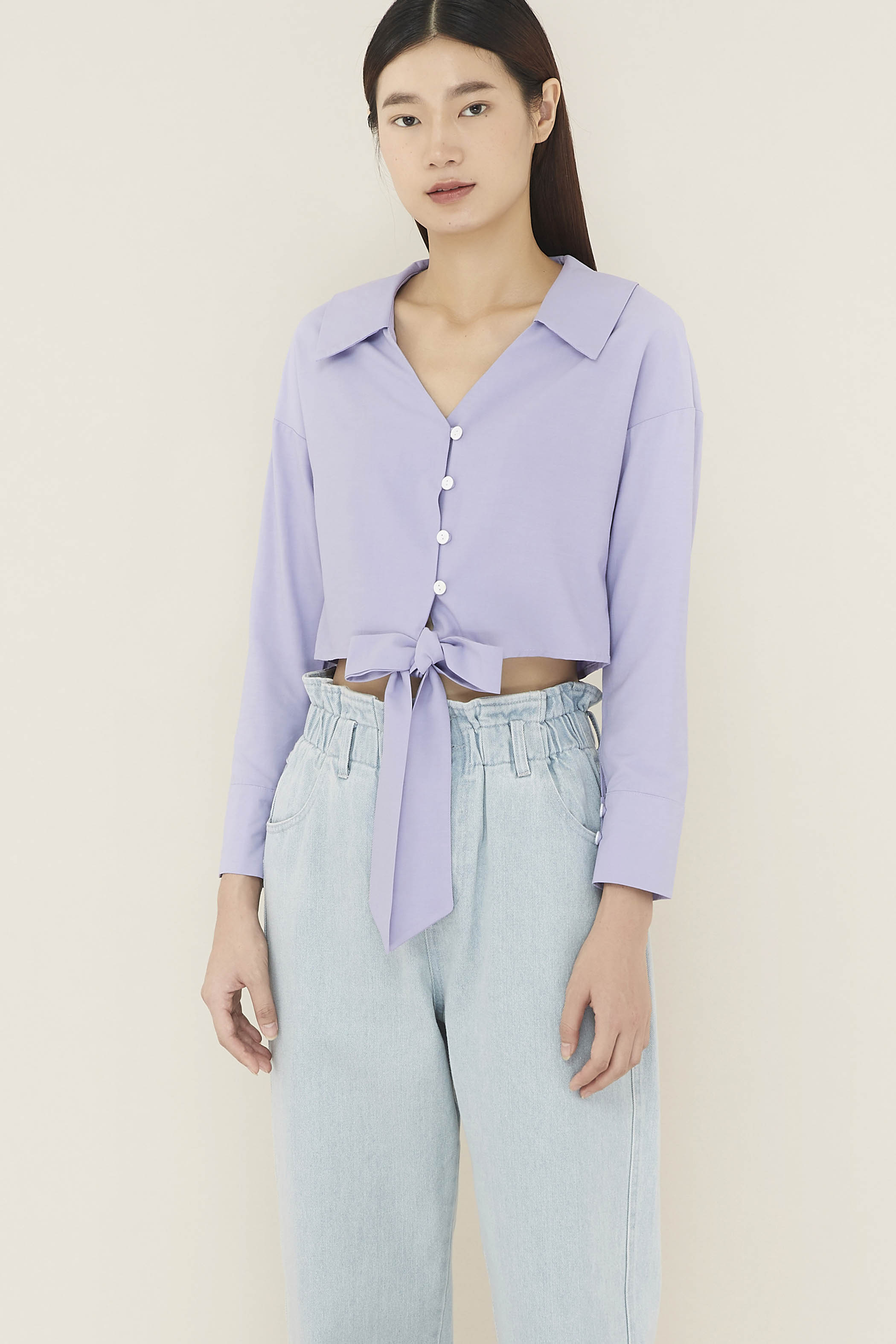 Emilyn Collared Blouse