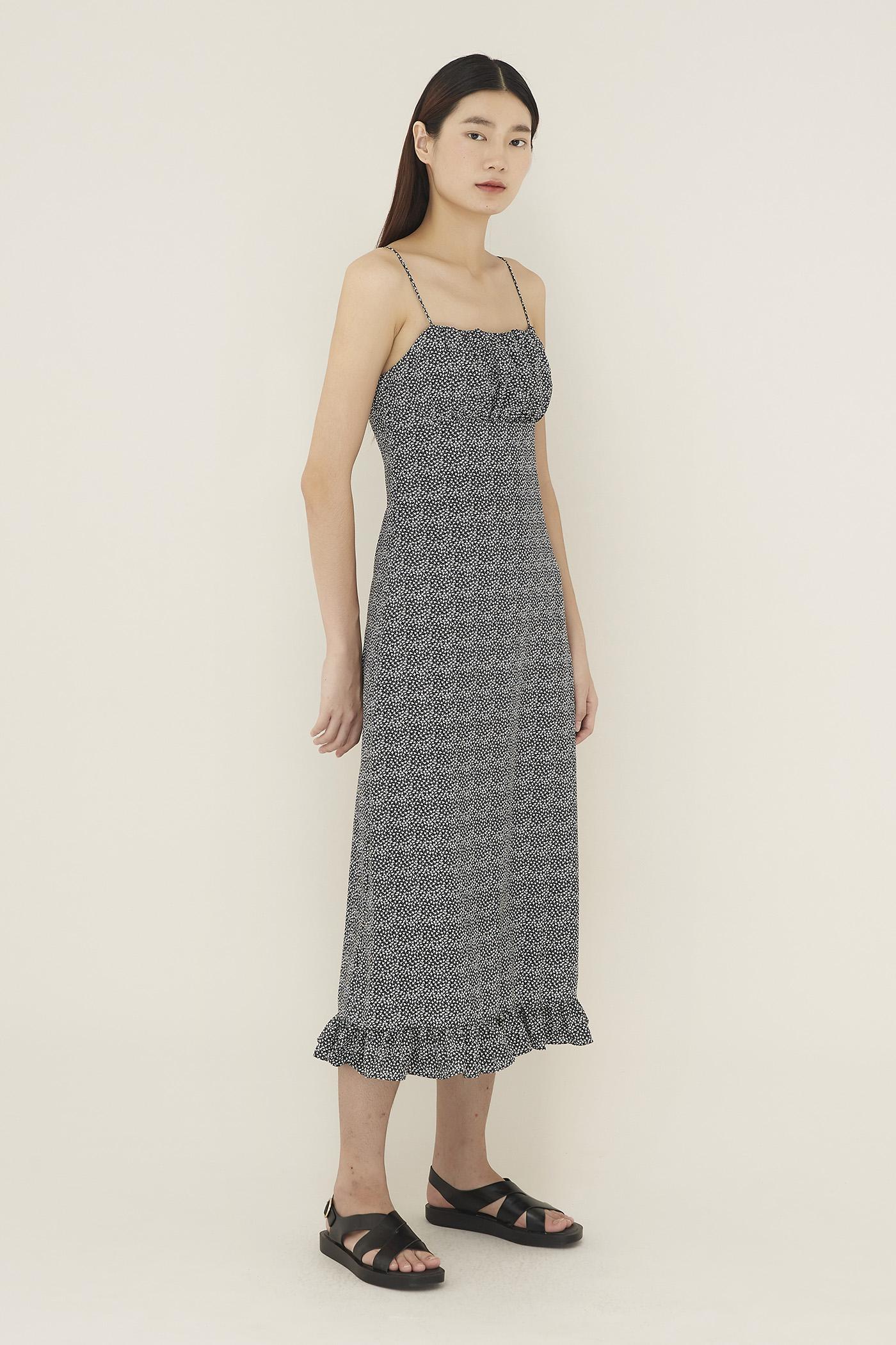 Lanelle Ruched-panel Dress