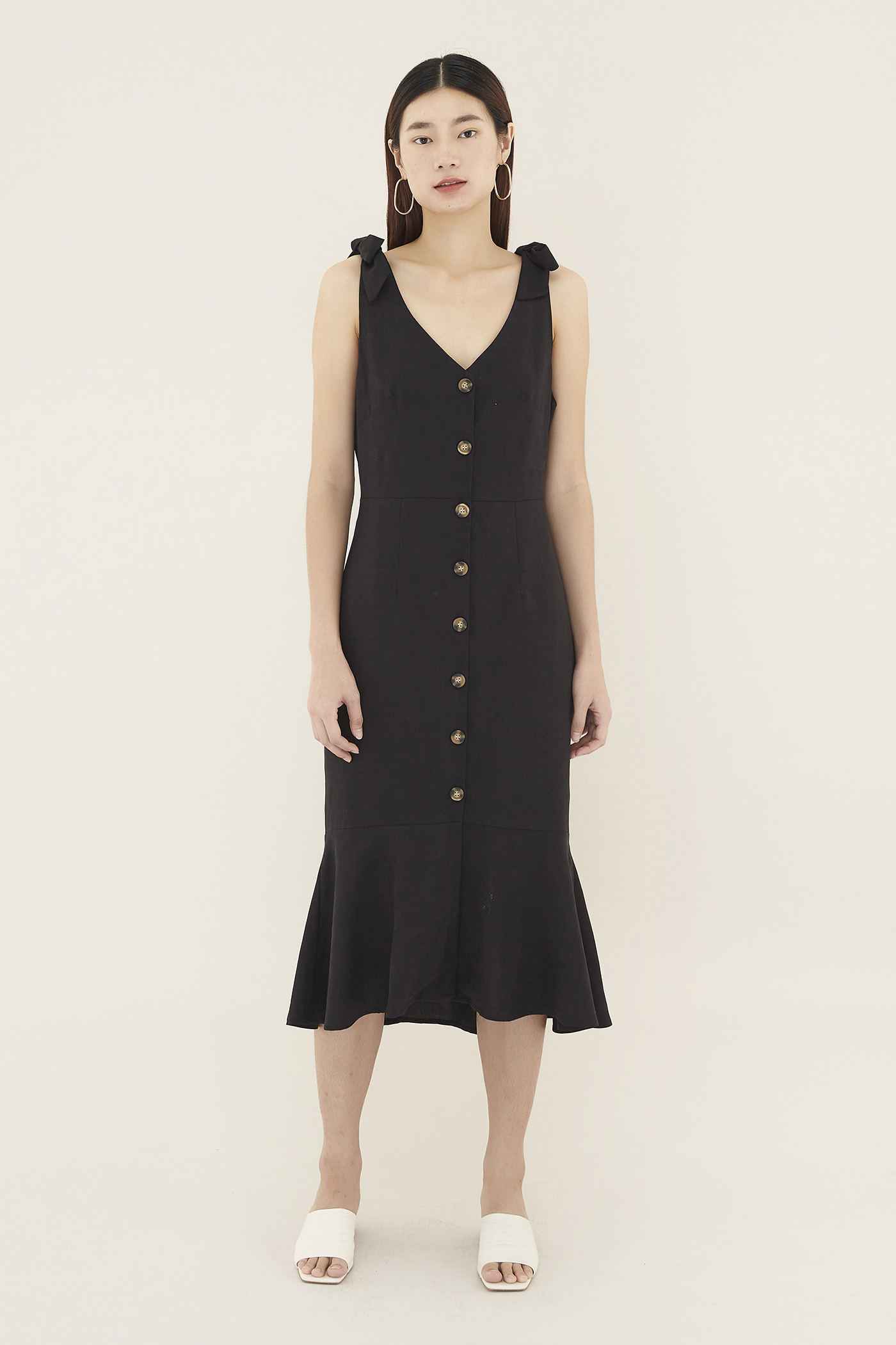 Sherolyn Strap-tie Dress
