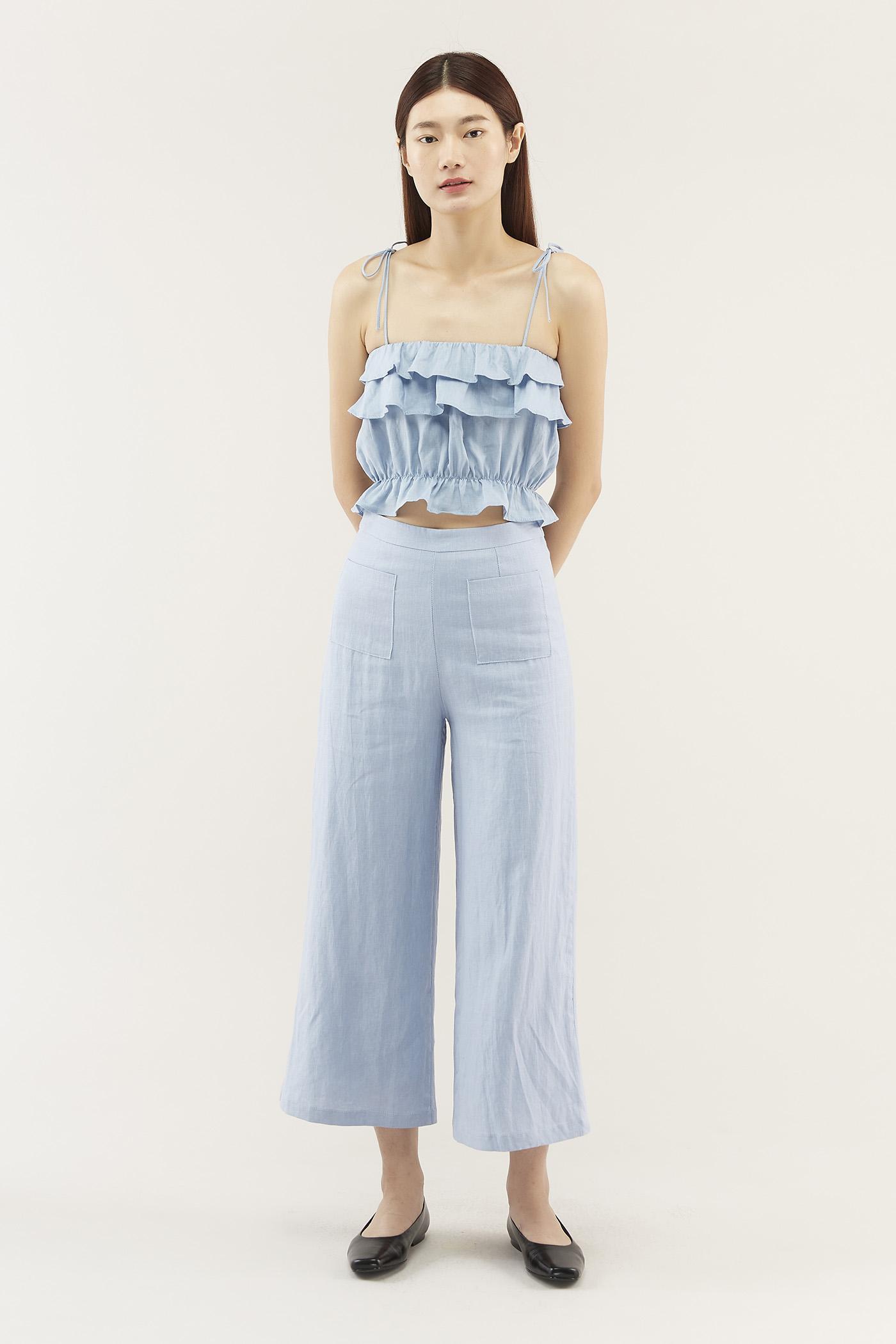 Blanka Linen Pants