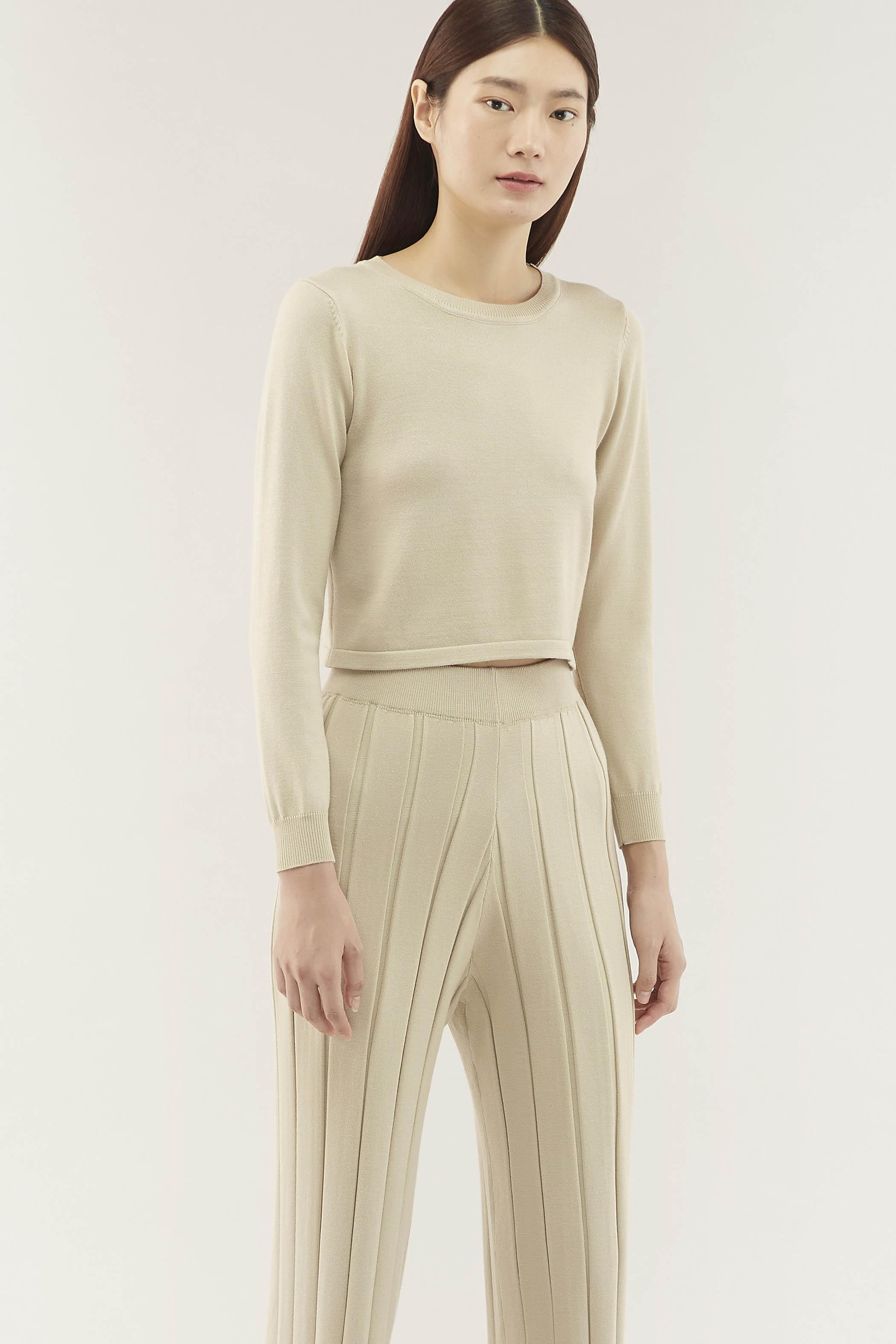 Eadda Knit Sweatshirt
