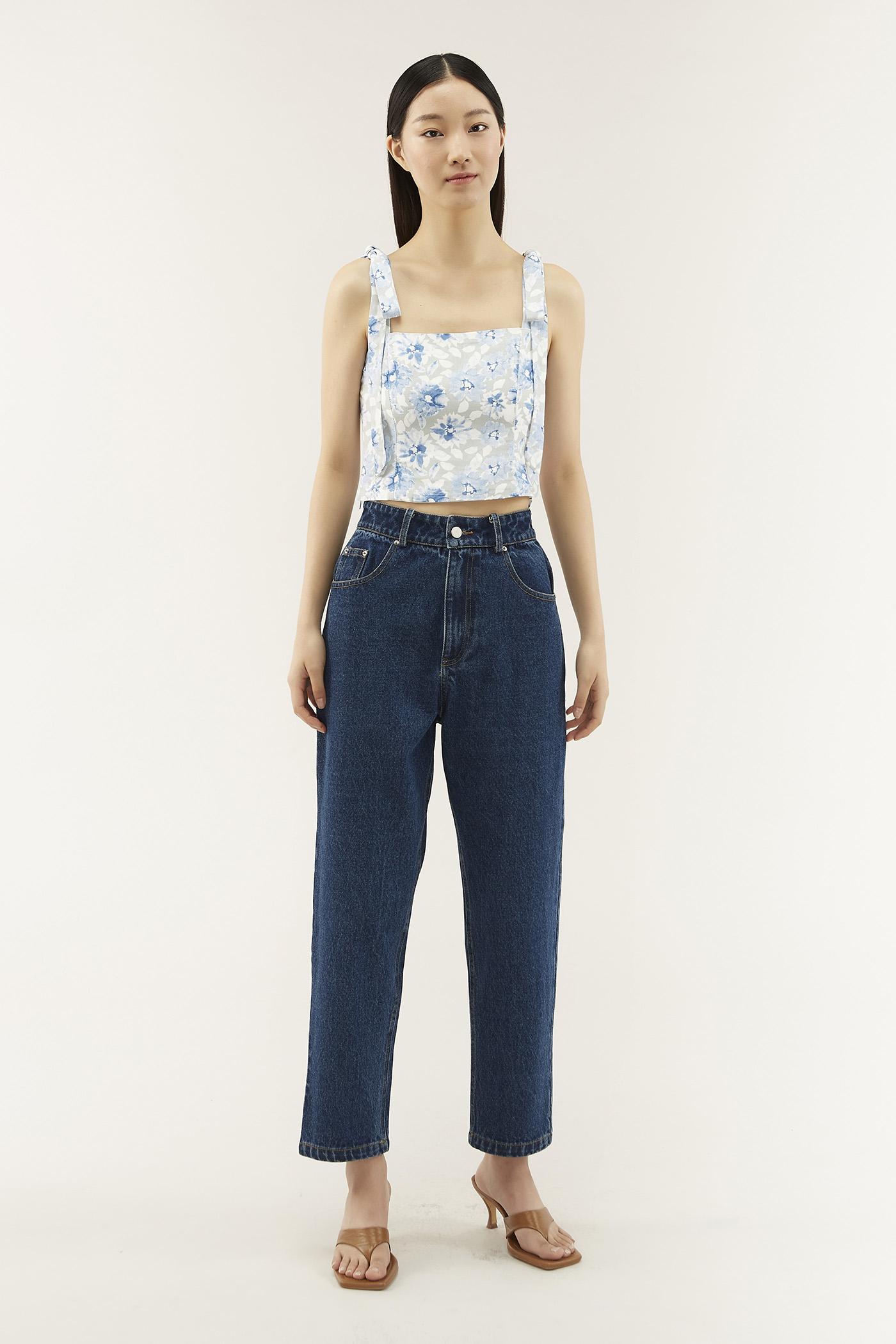 Hadlee Mom Jeans