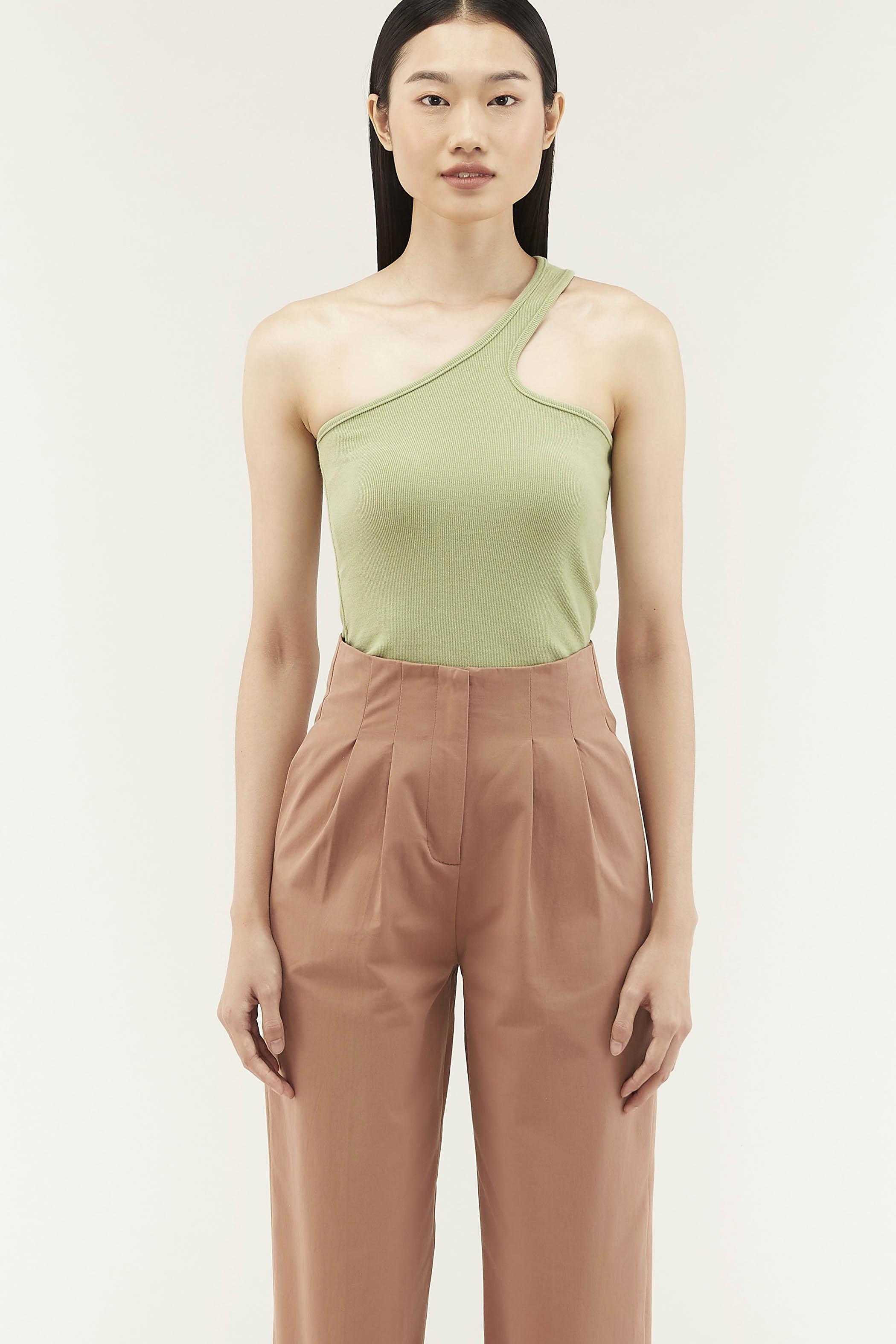 Jenna One-shoulder Top