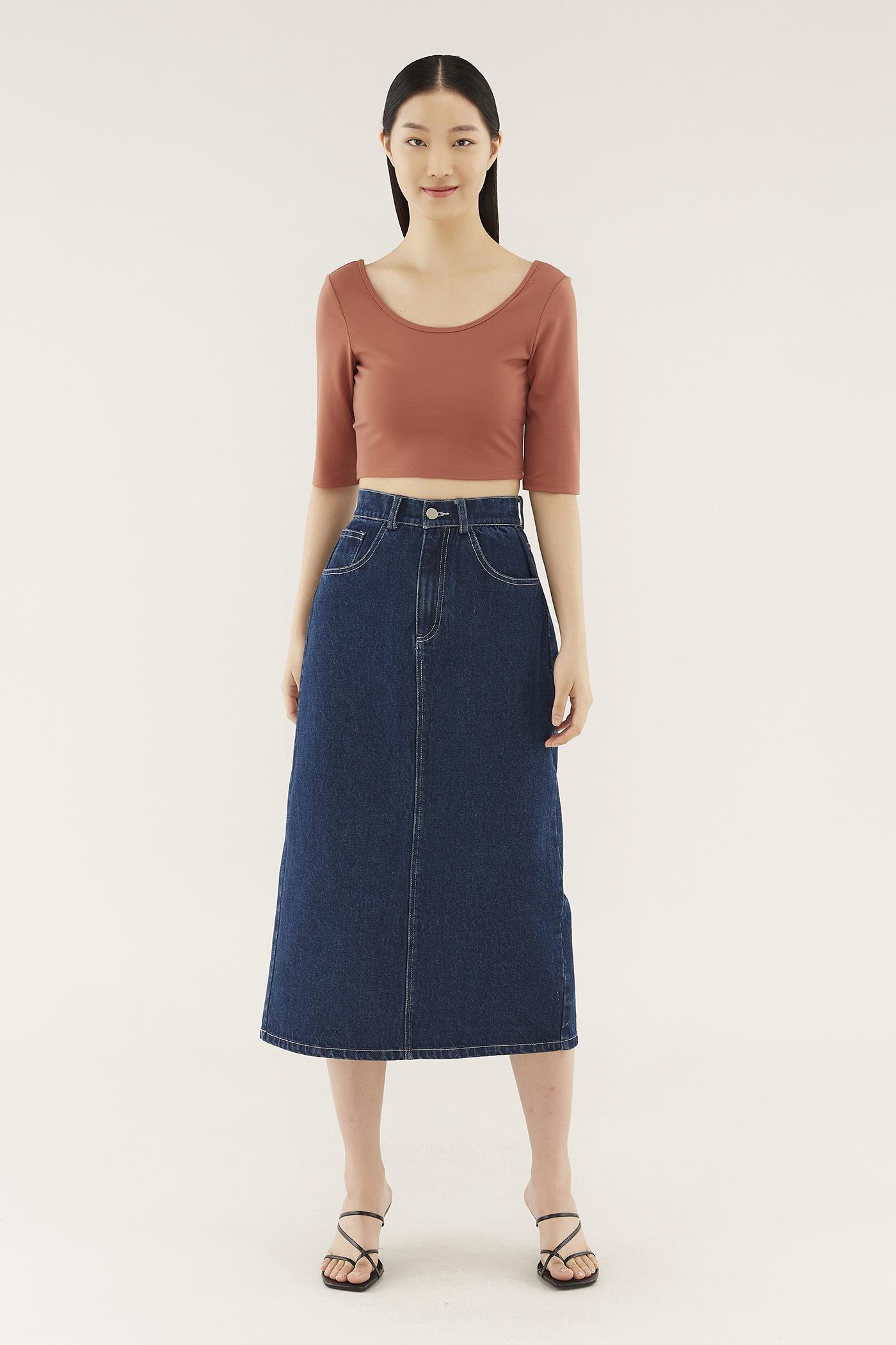 Naveen Midi Skirt