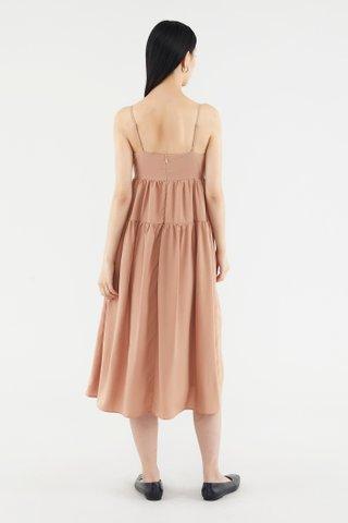 Karlynne Tiered Maxi Dress