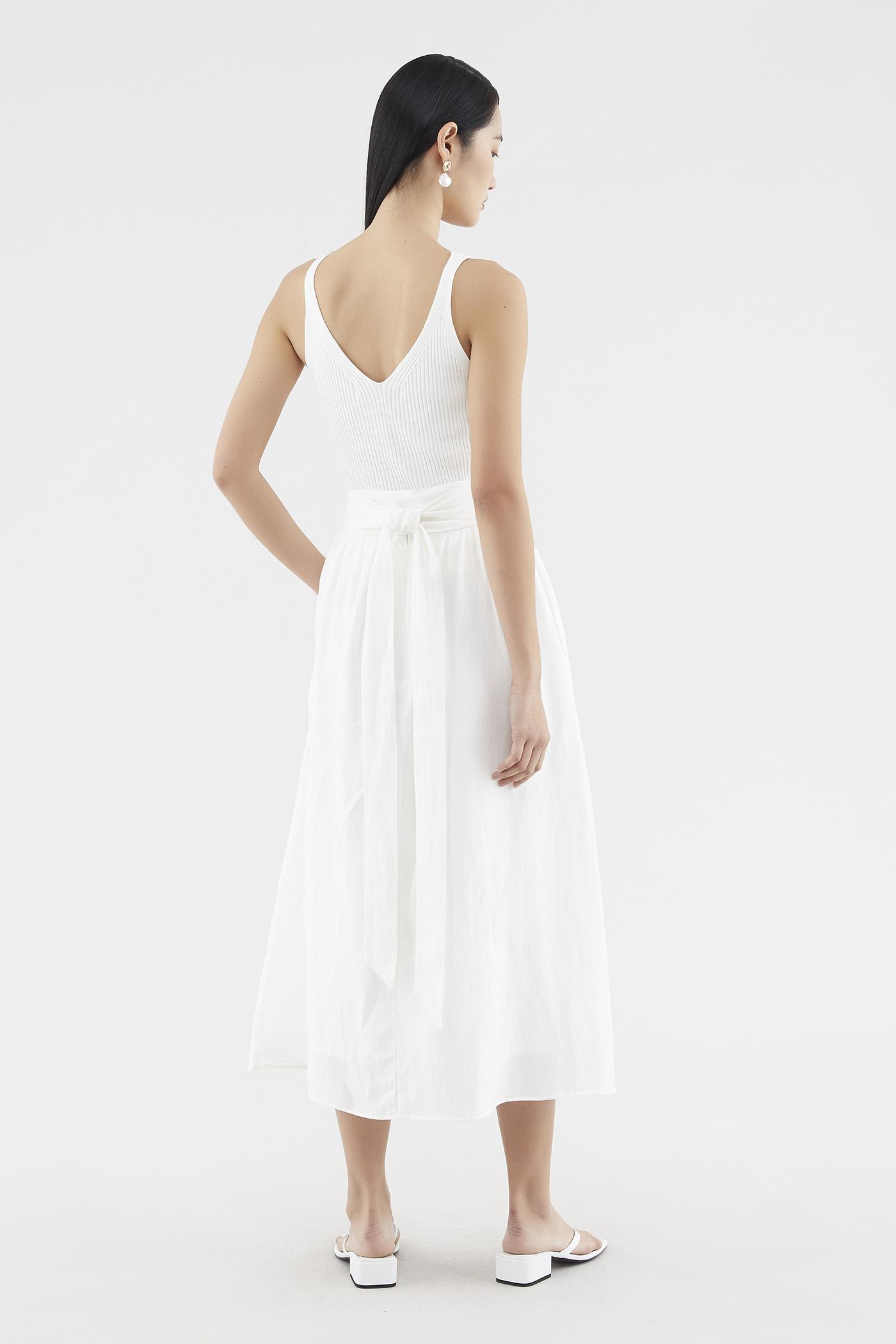 Kriston Strap-tie Skirt